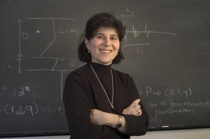 Professor Eliza Michalopoulou