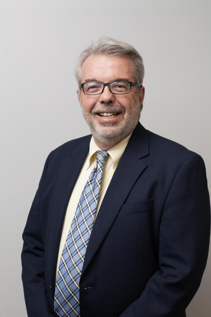 Gregory Mass, executive director, NJIT Career Development Services