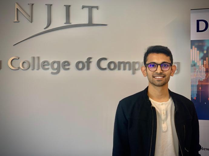 Shah at NJIT's Ying Wu College of Computing