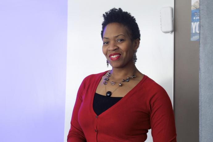 "Adjunct professor Patti O'Brien-Richardson is a doctoral candidate in the Joint Ph.D. Program in Urban Systems. She teaches ""HAIR: Culture, Politics and Technology,"" a senior seminar she developed with architecture professor Karen A. Franck."