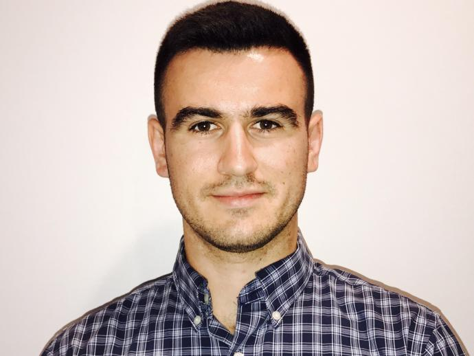 2018 Governor's STEM Scholar Ivan Mitevski