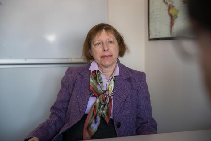 MTSM Professor Hindy Schachter