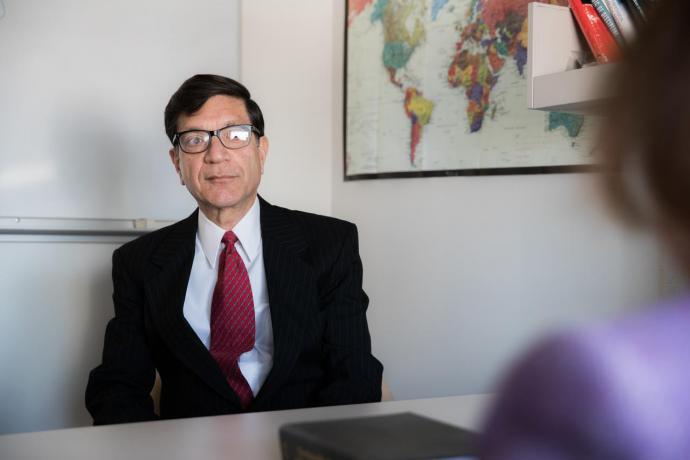 MTSM Professor Theologos Bonitsis