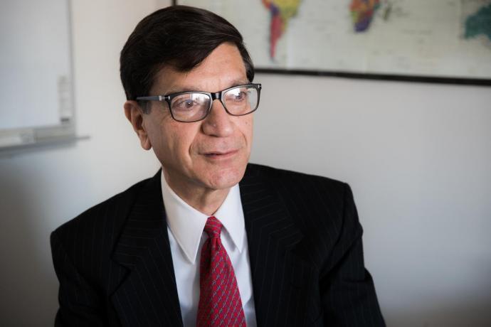 MTSM Associate Professor of Finance Theologos H. Bonitsis