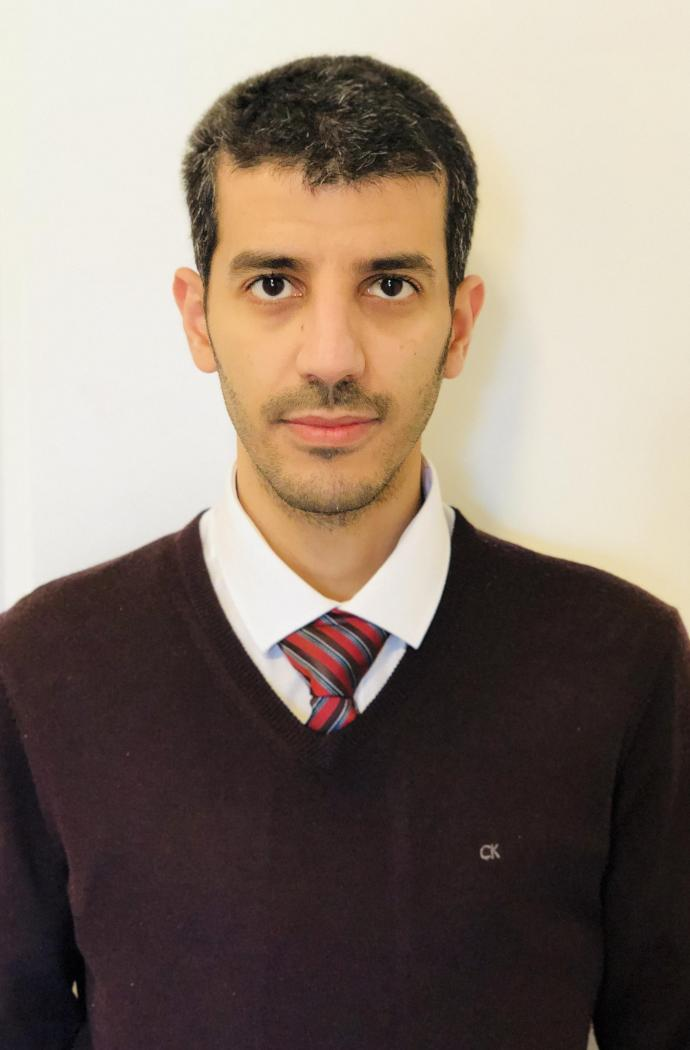 Business data science doctoral student Yasser Farha