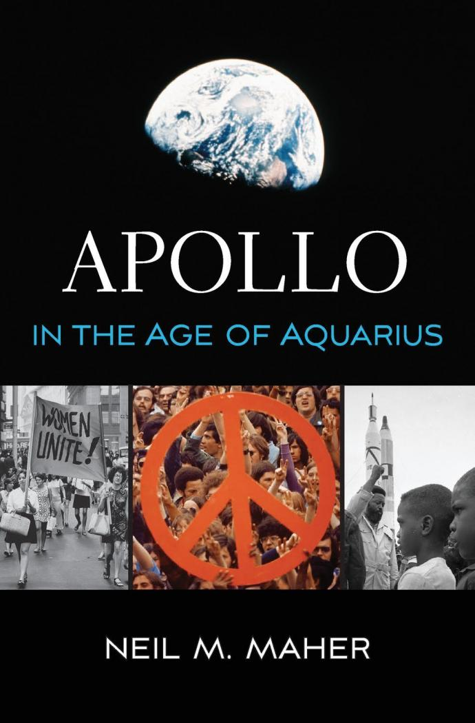 """Apollo in the Age of Aquarius,"" (out March 2017), examines the intersection of the space program and political and social movements of the 1960s."