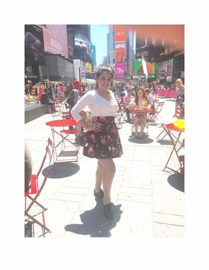 UBELL alum Nicole Encalada is heading to Kean University this fall.