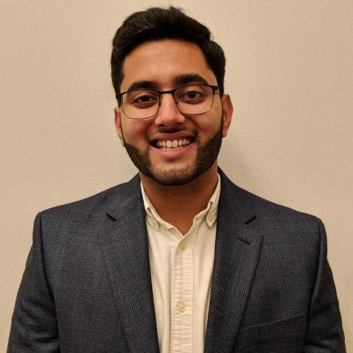 2018 Governor's STEM Scholar Omar Qari