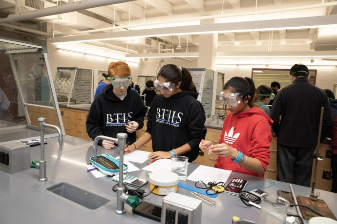 Experimental Design competition at 2019 Science Olympiad