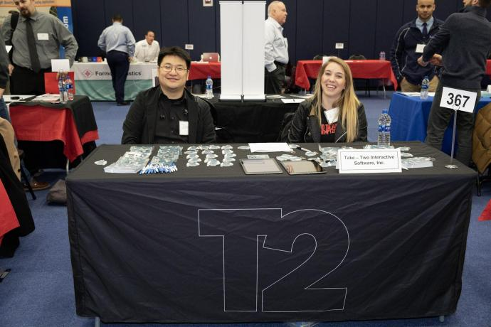 Take-Two Interactive Software - Spring 2019 Career Fair