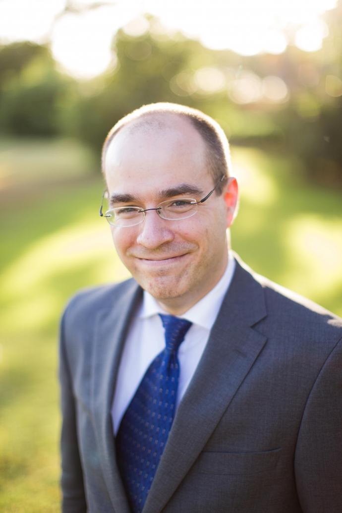 Stephen Taylor, assistant professor of finance