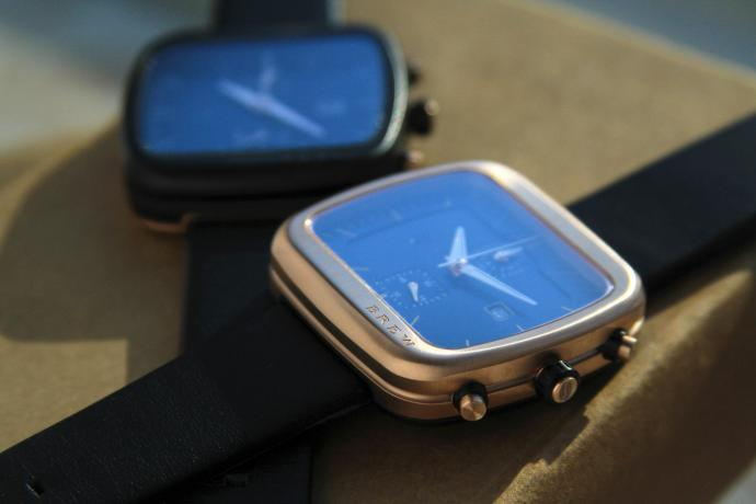 Watches designed by School of Art + Design alum Jonathan Ferrer