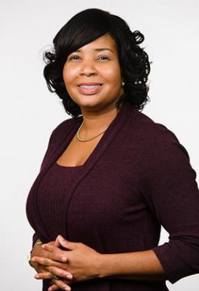 Rhasheda Douglas, Esq., Title IX Regional Student Summit keynote speaker.