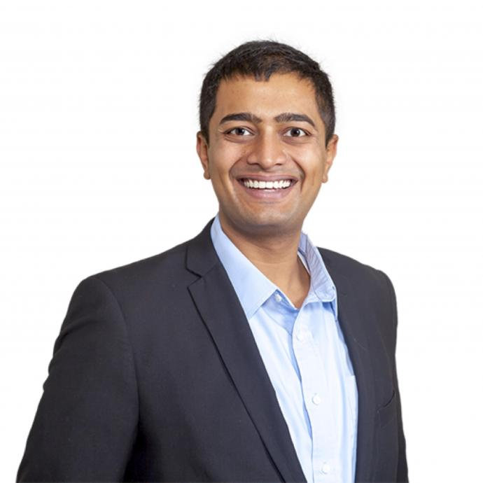 "Assistant Professor of Biomedical Engineering Vivek Kumar will focus on medical entrepreneurship in his course, ""Engineering Better Medicines."""