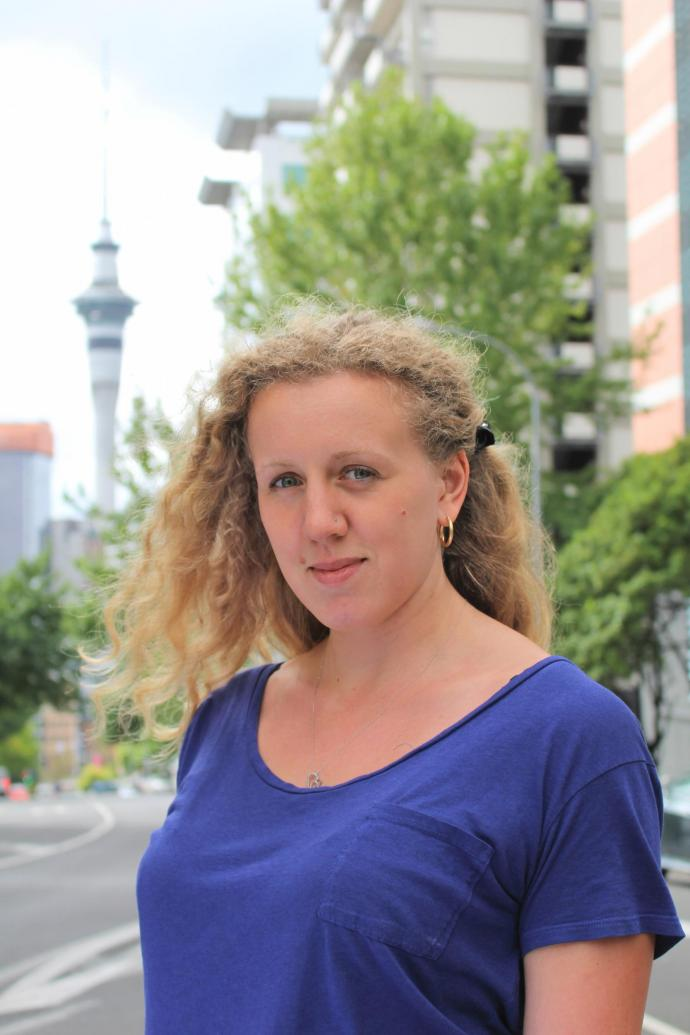 Alison Schroeder is in New Zealand on a Whitaker Fellowship.