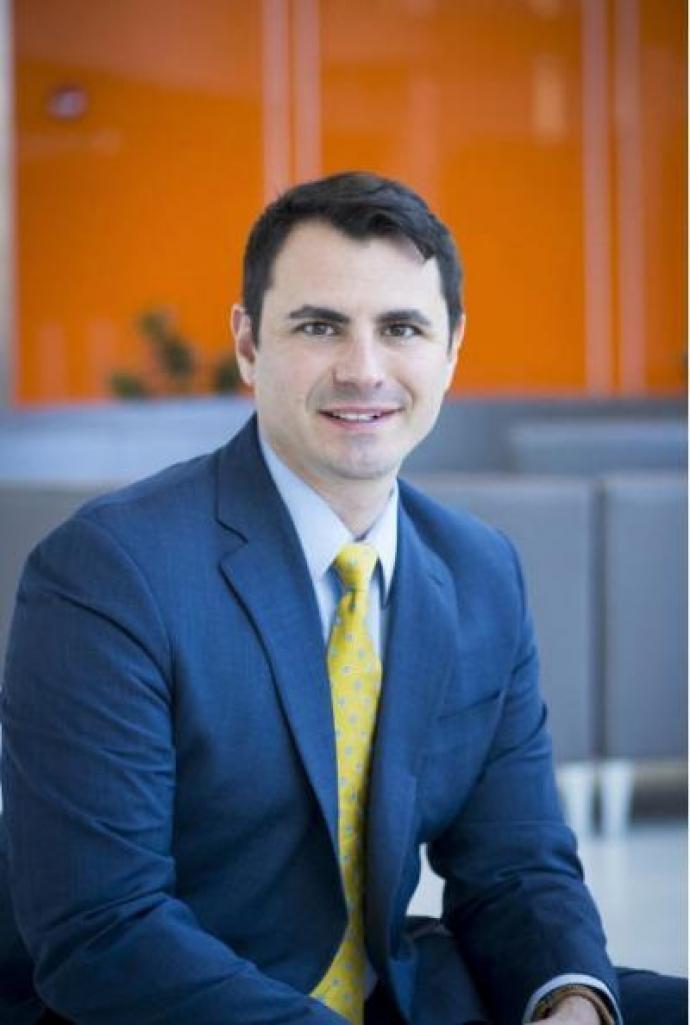 Brandon Rockwell - VP of Business Development