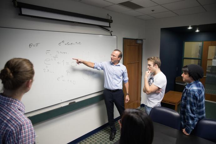 Dean Gotsman explains an algorithm