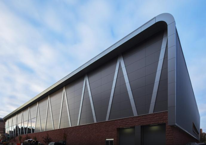 November 2017 saw the opening of the Wellness and Events Center.