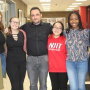 NJIT\'s ChemE Students Aim for Diversity and Success, Dazzle on Both Scores