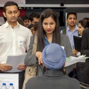 NJIT Career Fairs Deliver Internships, Jobs, Cooperative Ed Experiences. Just Ask These Students