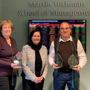 Management Faculty Win Statewide Recognition for Entrepreneurship Research and Teaching