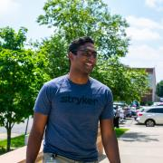 Top 100 National Intern Elijah Mathew Talks Summer with Stryker