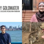 NJIT 2020 Goldwater Scholar Class Among Largest In U.S.