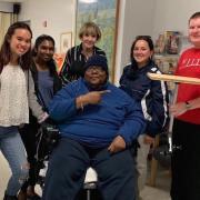 Honors Team Taps Inventive Skills to Help Handi-capable Dancer