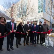 NJIT Opens State-of-the-Art Nanoelectronics Fabrication Facility
