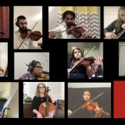 NJIT String Ensemble\'s Winter Performance Celebrates Music Inspired From Around the World