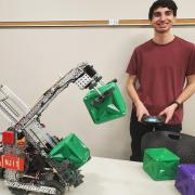 NJIT Robotics Club Qualifies for Vex World Championships Tournament